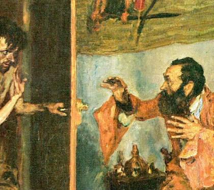 Het verhaal van de verloren zoon en de omarming van de heidenen