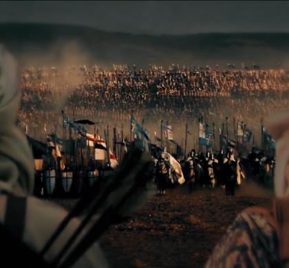 IS-strijders tegen de 'kruisvaarders'